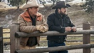 Why Cole Hauser agreed to join Costner on Yellowstone