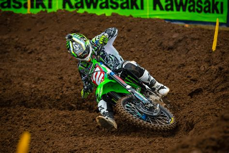 how to be a pro motocross rider ryan villopoto captures first ever hometown victory at