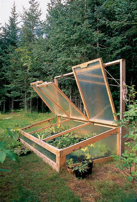 cold frames for gardening how to build cold frames sunset magazine