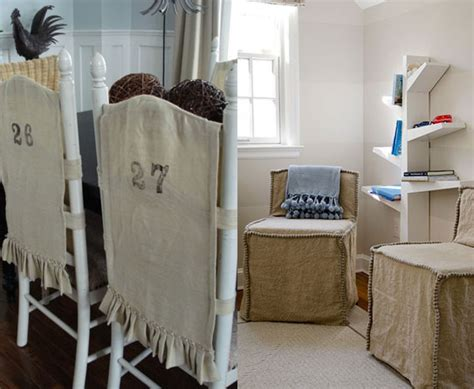 Smart Ways To Use Burlap Indoors