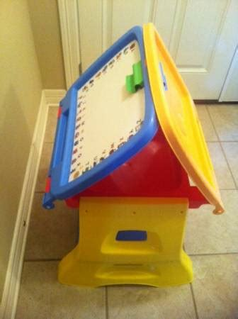 fisher price drawing desk fisher price art desk for sale