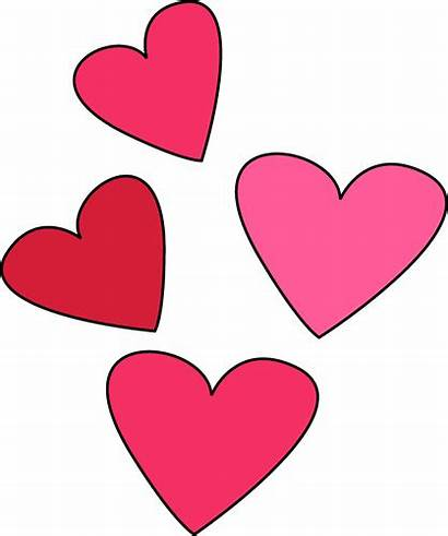 Hearts Valentines Clipart Heart Downloads