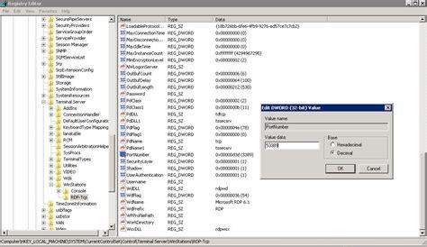 Rdp Porta by Come Cambiare La Porta Rdp Sui Server Windows Blueitech
