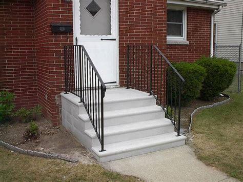 Small Precast Concrete Steps