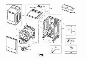 Samsung Dve50r5400v  A3
