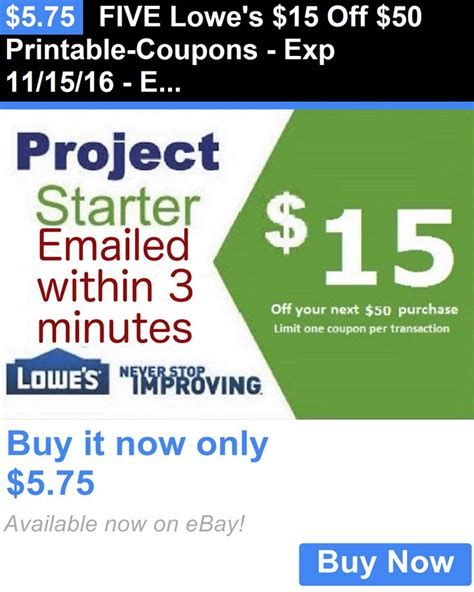 98466 11 Lowes Coupon by 1000 Ideas About Lowes Printable Coupon On