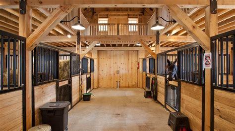 traditional wood barn combination barn project dfa