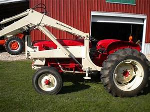 Ih Farmall 350 Utility Tractor With Loader For Sale