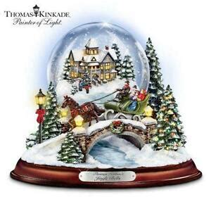 large snow globes christmas snow globe ebay