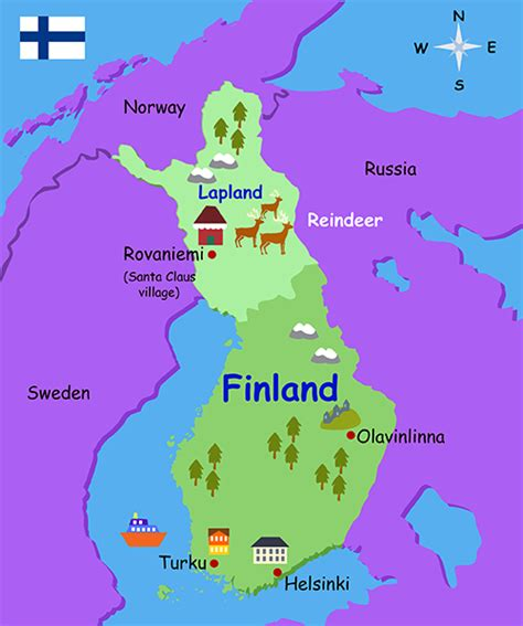 Finland No 1 Scandinavia Tops List Of S Finland Connection