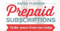 Secret Garden & Paper Pumpkin Subscription - Stamping Country