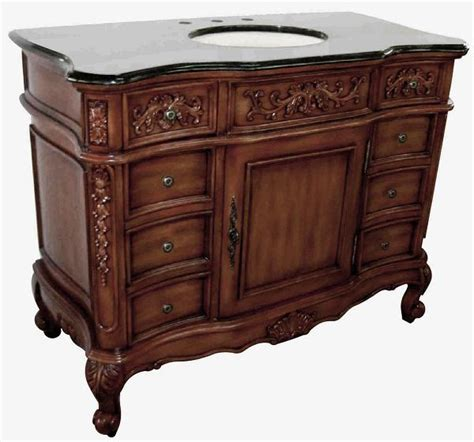 30 inch to 48 inch vanities single bathroom vanities