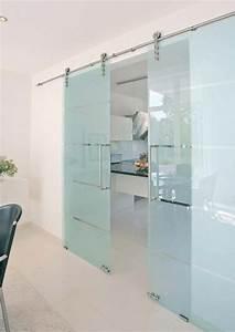 Porte Intérieure Sur Mesure : 33 id es de portes coulissantes d co ~ Dailycaller-alerts.com Idées de Décoration
