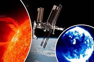Sun's massive hole not UFO but massive geomagnetic storm ...