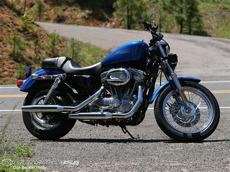 2007 Harley-davidson Sportster Photos