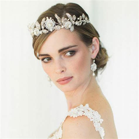 Bridal Accessories by Edera Jewelry 2016 Aquarelle Bridal Accessories