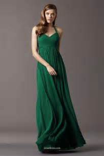green bridesmaid dresses emerald green sweetheart halter draped chiffon bridesmaid dress groupdress