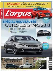 Journal L Argus : journal bimensuel l 39 argus en kiosque 4523 11 janvier 2018 l 39 argus ~ Medecine-chirurgie-esthetiques.com Avis de Voitures