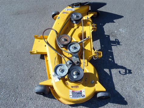 Used Mower Decks Cub Cadet by Cub Cadet Lt1045 Lawn Tractor 46 Quot Mower Deck 983 04172