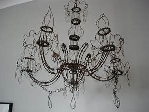 Diy Chandelier Wiring Diagram : insideways curb find wire chandelier ~ A.2002-acura-tl-radio.info Haus und Dekorationen