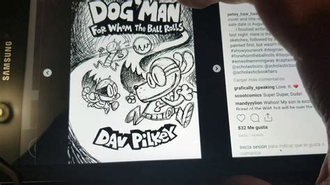 dog man  cover  title releaved youtube