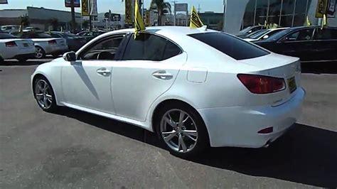 2009 Lexus Is 250 Hp by 2009 Lexus Is Is 250 Sport Sedan 4d Los Angeles Ca