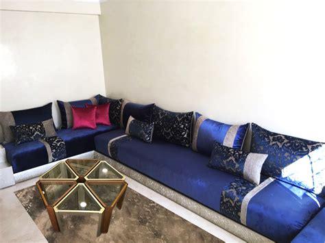 salon marocain bois blanc ides avec salon marocain bois