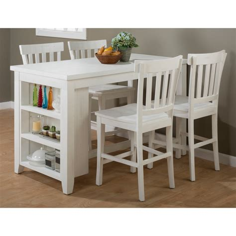 Shake things up in your living room or dining room with a stylish pub & bistro set. Jofran Madaket Counter Height Dining Table - Dining Tables at Hayneedle