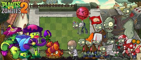 plants vs zombies 2 modern day wallpaper by