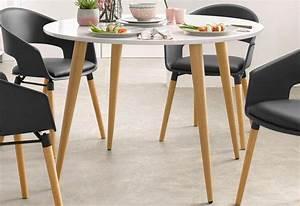 Runder Tisch 90 Cm : esstisch durchmesser 110 cm online kaufen otto ~ Whattoseeinmadrid.com Haus und Dekorationen