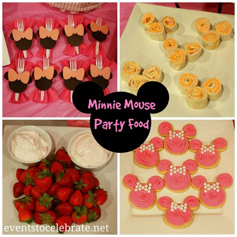 cuisine minnie minnie mouse baby shower ideas wblqual com