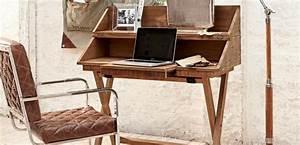 Möbel Mit Stil : sekret r arbeitsplatz mit stil design m bel ~ Markanthonyermac.com Haus und Dekorationen