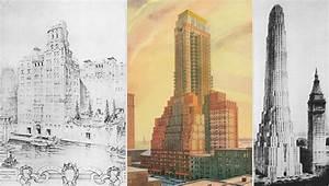 Ghost Buildings Of 1929