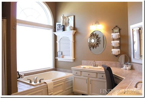 master bathroom decorating ideas our home finding home farms