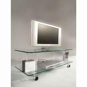 Meuble Tele Bas : meuble tv bas rica ~ Teatrodelosmanantiales.com Idées de Décoration