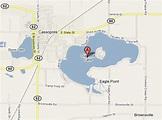 Diamond Lake Michigan Map | Current Red Tide Florida Map