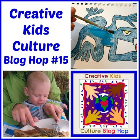 Creative Kids Culture Blog Hop #15  All Done Monkey