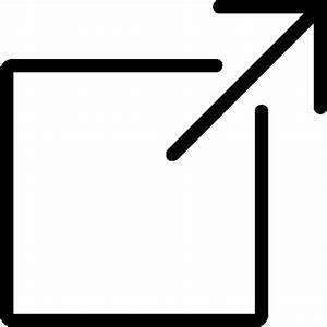 Programming External Link Icon | iOS 7 Iconset | Icons8