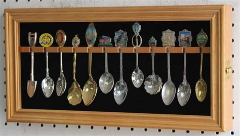 shadow box display case wall mount  hold  souvenir