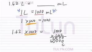 25 Ml En L : conversion of metric units liters to milliliters youtube ~ Dailycaller-alerts.com Idées de Décoration
