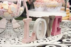 Eine Candybar Fr Die Hochzeit Im Vintage Stil