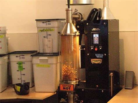 fluid bed coffee roaster berkeley s new artis coffee and the live roast experience