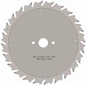 Lame De Scie Circulaire Diametre 250 Alesage 30 : les lames de scies circulaires ~ Edinachiropracticcenter.com Idées de Décoration