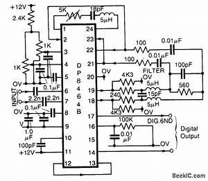 High Frequency Peak Detector