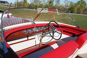 1959 18 U0026 39  Chris Craft Capri Classic Runabout