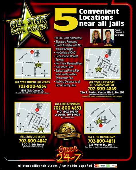 All Star Bail Bonds, Las Vegas, Nv 89101   Yellowbook. Underground Electrical Conduit Depth. Centurytel Email Server Settings. Mass Spectrometer Animation Abc Garage Doors. Dedicated Cpanel Hosting Good Suv Gas Mileage. Moving Companies Henderson Nv. Best Banks In Philadelphia Payday Easy Loans. Bridal Shower Guest Attire Sas 70 Reporting. Montgomery County Register Of Wills Pa