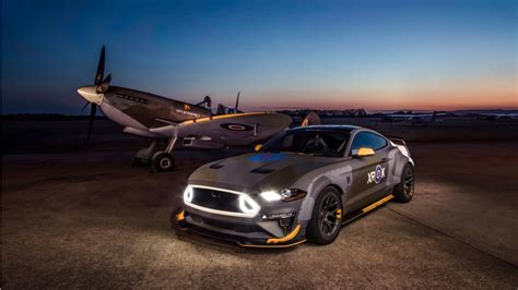 Ford Eagle Car by Ford Eagle Squadron Mustang Gt 2018 4k 2 Wallpaper Hd