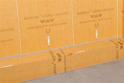 Schluter®kerdiboarde  Panneaux Kerdiboard Panneaux