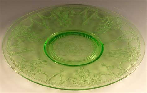 cameo depression glass dinner plates product review video