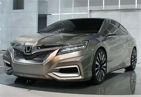 honda accord redesign specs news concept release